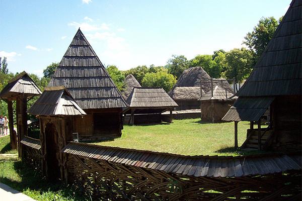 农村博物馆旅游图片