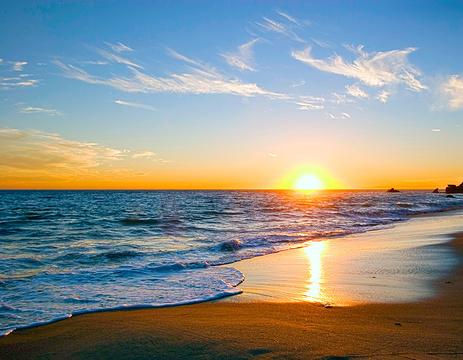 马里布海滩