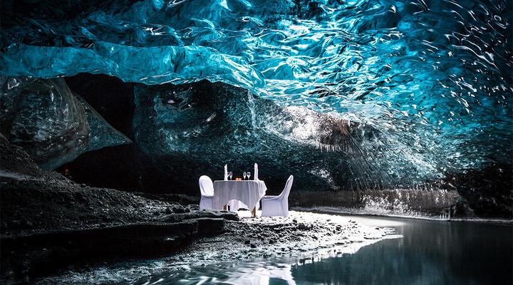 冰洞旅游图片