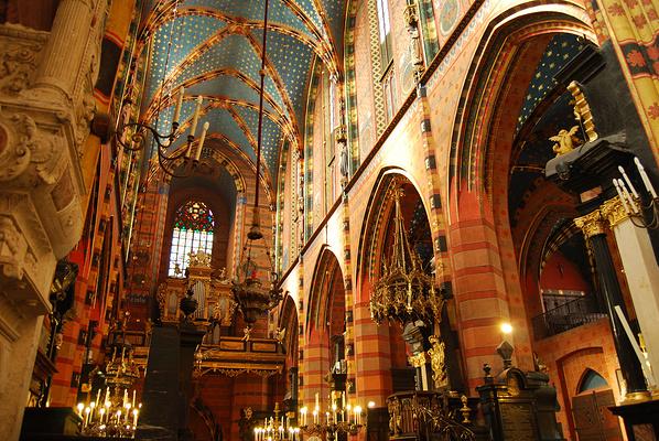 圣玛丽教堂旅游图片