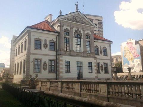 肖邦博物馆旅游景点图片