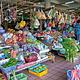 亚庇中央菜市场夜市