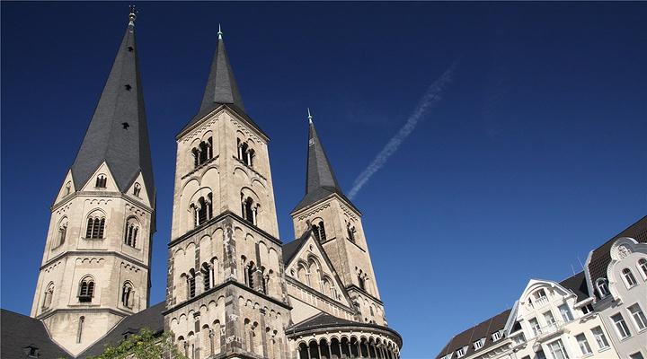 大教堂广场旅游图片