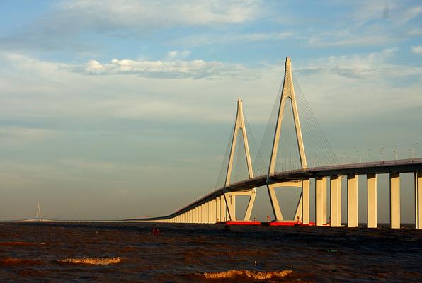 杭州湾跨海大桥旅游图片