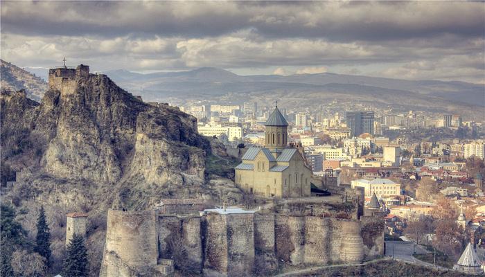 第比利斯老城区旅游图片