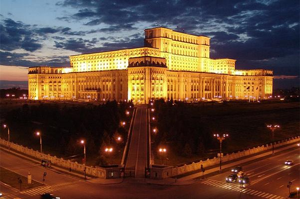 布加勒斯特议会宫旅游图片