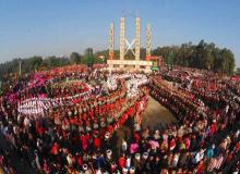 景颇族目瑙纵歌节
