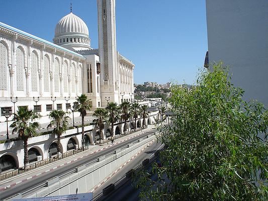 阿尔及尔大清真寺旅游图片