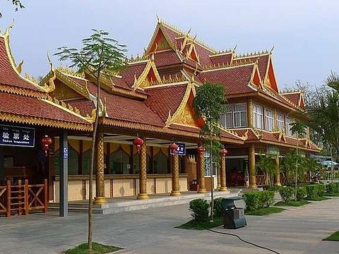曼景兰旅游村旅游景点图片