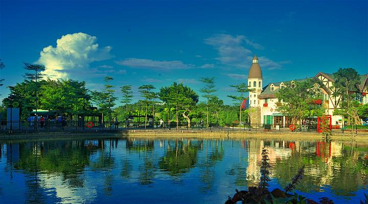 东部华侨城旅游图片