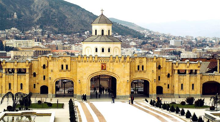 圣三一教堂旅游图片