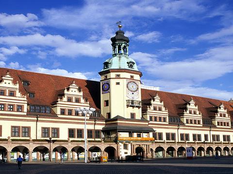 雷根斯堡老市政厅旅游景点图片
