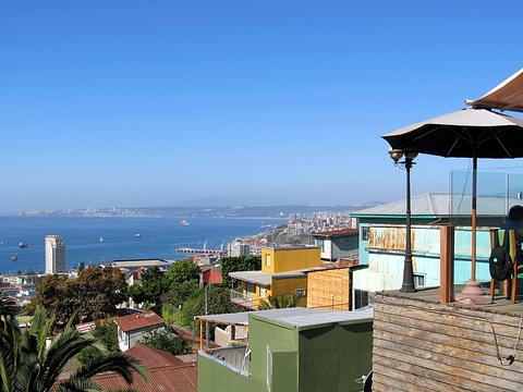 La Sebastiana聂鲁达故居旅游景点图片