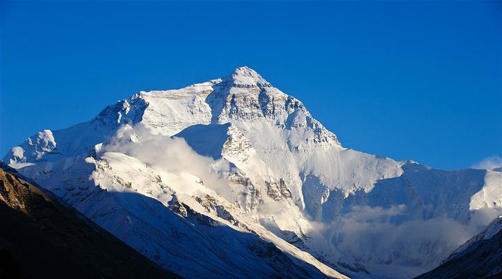 珠穆朗玛峰旅游图片