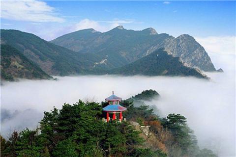 九江旅游景点图片