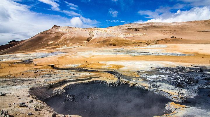 硫磺泉旅游图片
