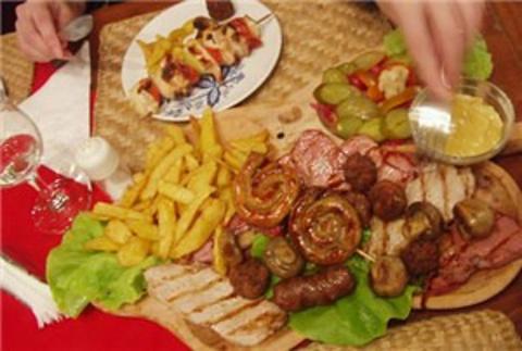 罗马尼亚美食
