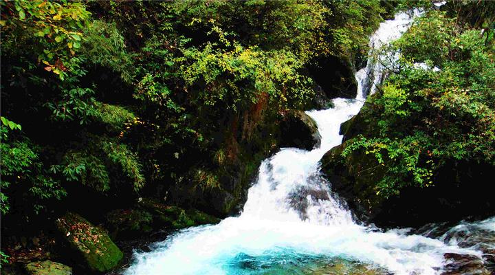 香溪源旅游图片