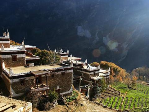 甲居藏寨旅游景点图片