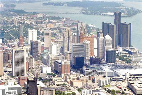 底特律旅游图片