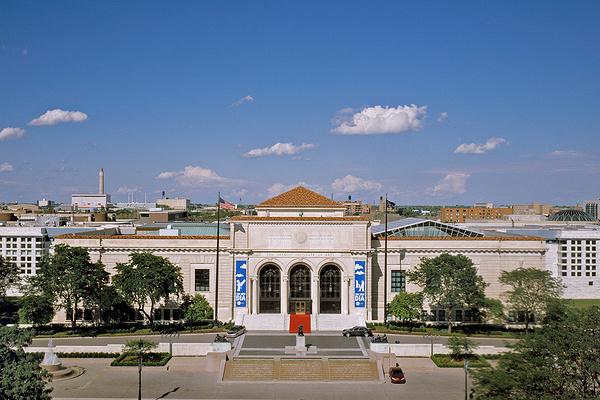 底特律艺术机构旅游图片
