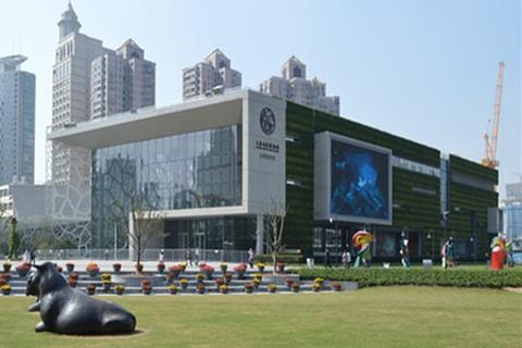 上海自然博物馆(静安新馆)的图片