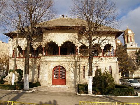 Ion Jalea博物馆
