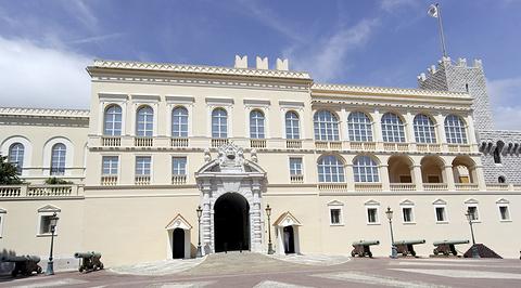 摩纳哥王宫广场