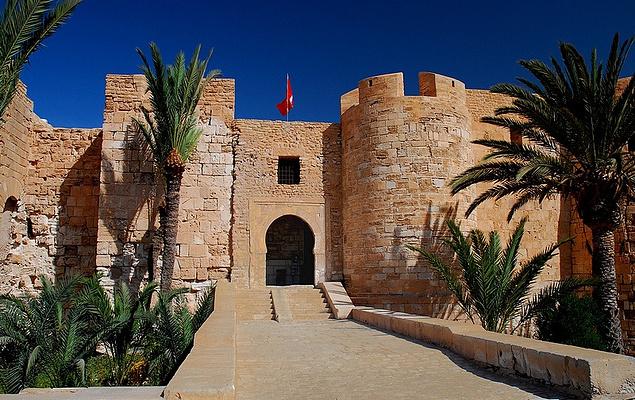 穆斯塔法城堡旅游图片