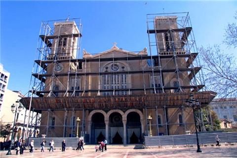 米特罗波利斯大教堂