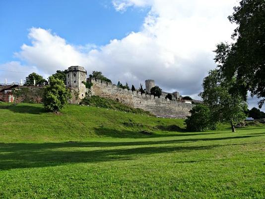 卡莱梅格丹城堡旅游图片
