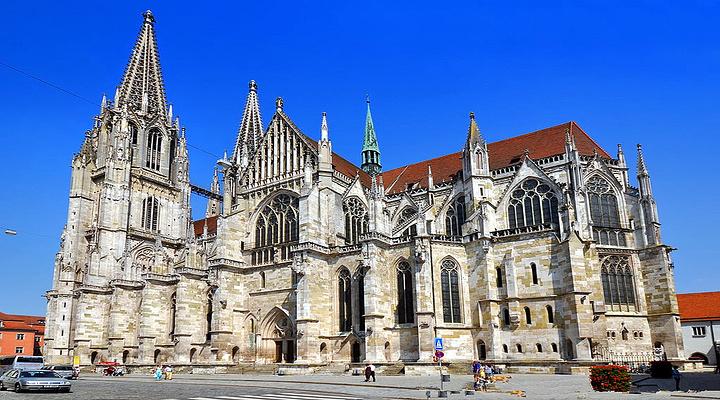 圣彼得大教堂旅游图片