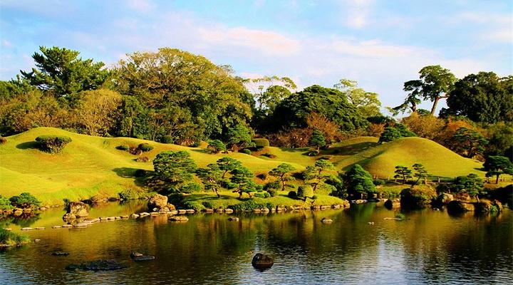 水前寺公园旅游图片