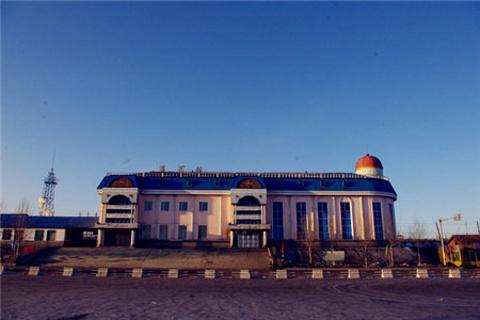 漠河站的图片