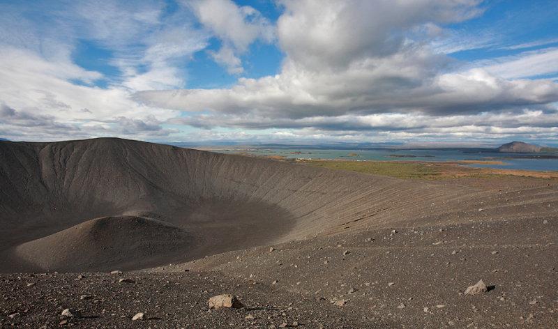 哈法尔火山