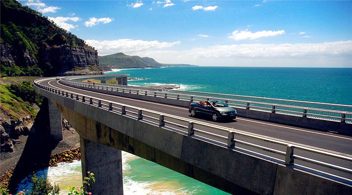 海崖大桥旅游图片
