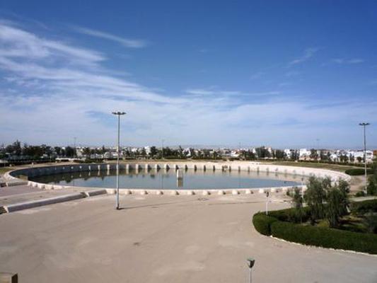 阿格拉比特蓄水池旅游图片