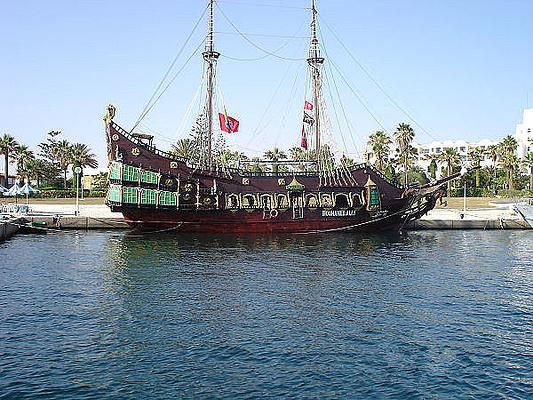 码头旅游图片