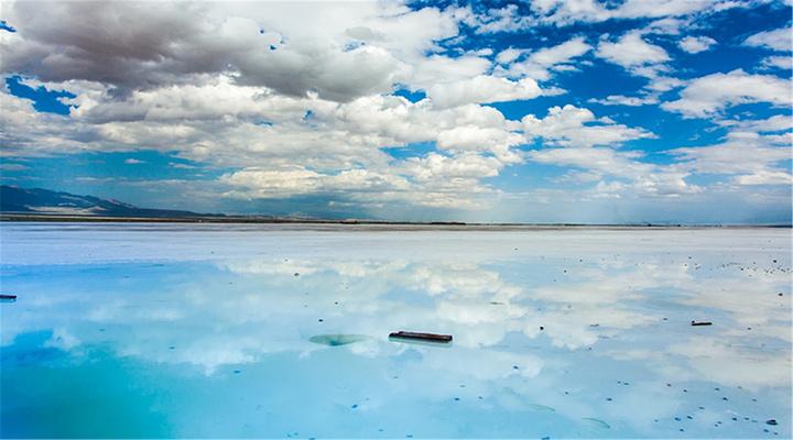 茶卡盐湖旅游图片