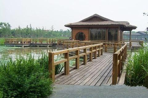 渤公岛生态公园的图片