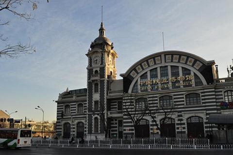 中国铁道博物馆东郊馆的图片