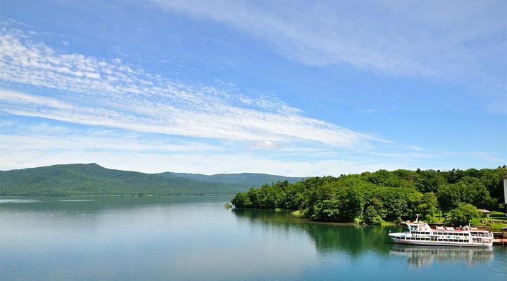 阿寒湖旅游图片
