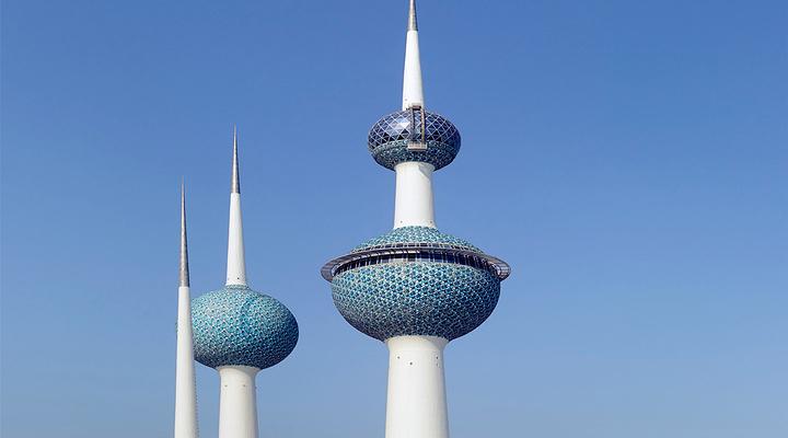 科威特大塔旅游图片