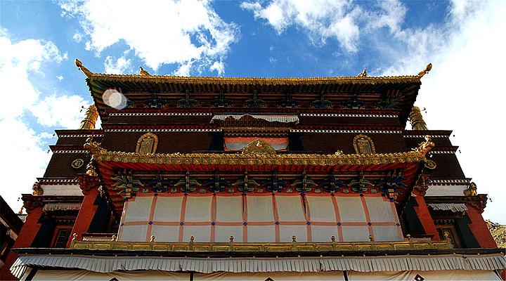 扎什伦布寺旅游图片