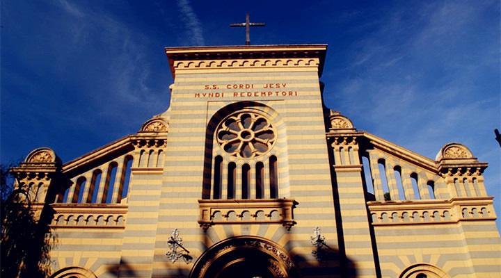 圣心教堂旅游图片