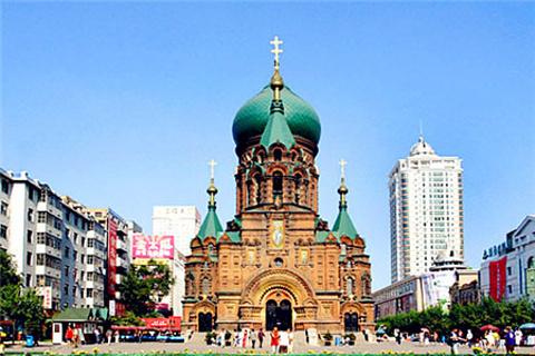 圣•索菲亚教堂