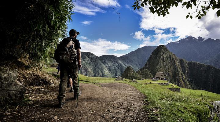 印加古道徒步旅游图片