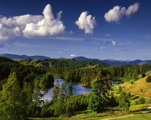 湖区国家公园旅游图片