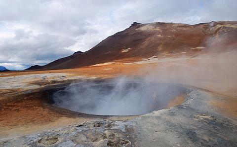 卡拉夫拉火山