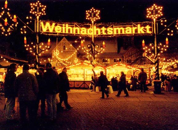 雷根斯堡圣诞集市